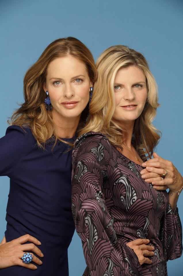 Susannah Constantine is the former star of TV show What Not to Wear, which she hosted with Trinny Woodall