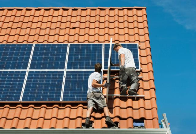 Brits can get help to upgrade their homes to be more eco-friendly - but the targets are way behind schedule