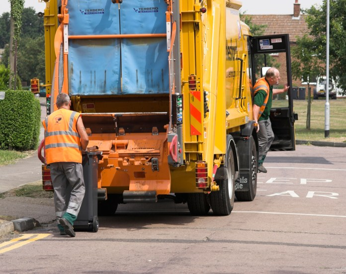 Sir Simon Stevens, the head of the NHS in England, said that bin men will also be asked to look out for vulnerable people on their rubbish runs