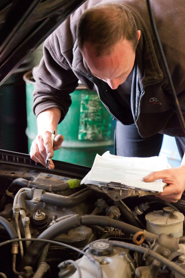 More than two million motorists have driven without an MOT in the past year, a poll suggests