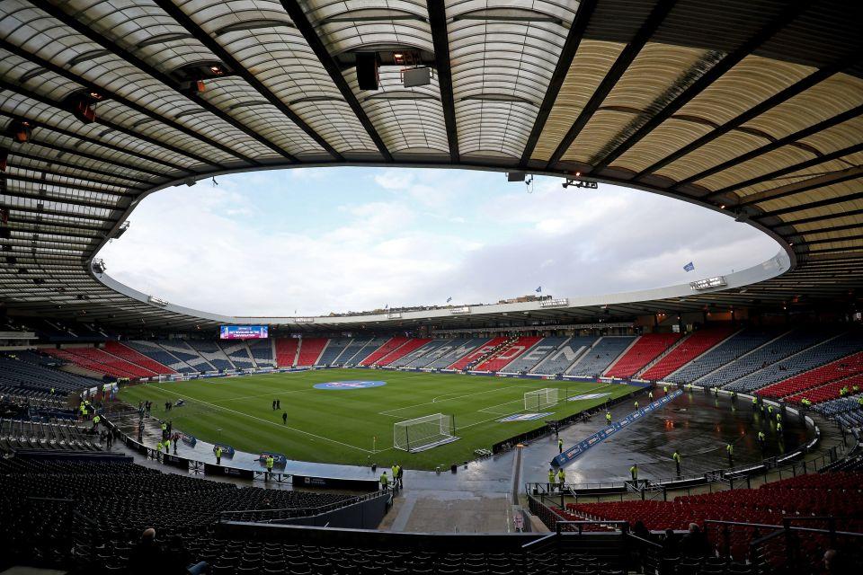 Scotland has given Hampden Park the go-ahead for Euro 2020 matches