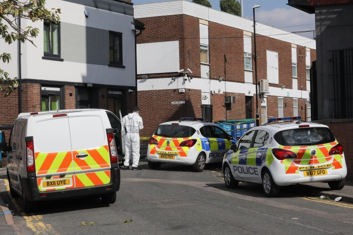 Ten men have been arrested after the stabbing outside the club in Coventry in 2018
