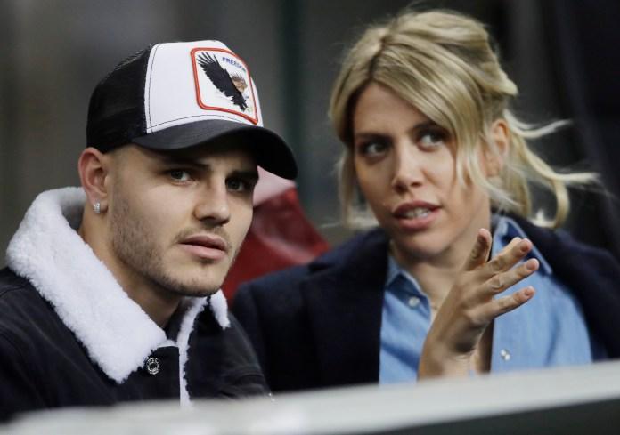Wanda, 34, has defended her husband Mauro, 28