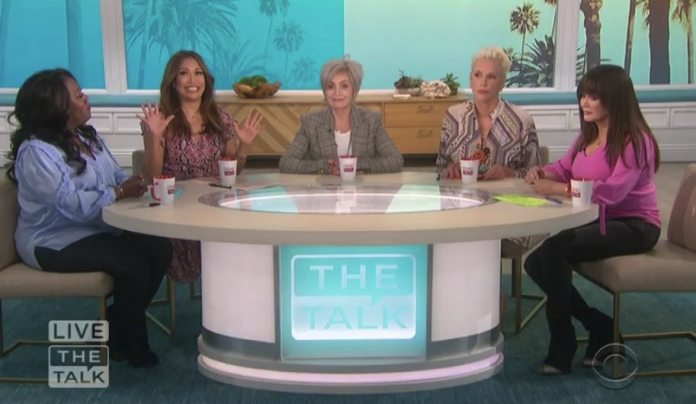 CBS announced last week that Sharon would not be returning to The Talk