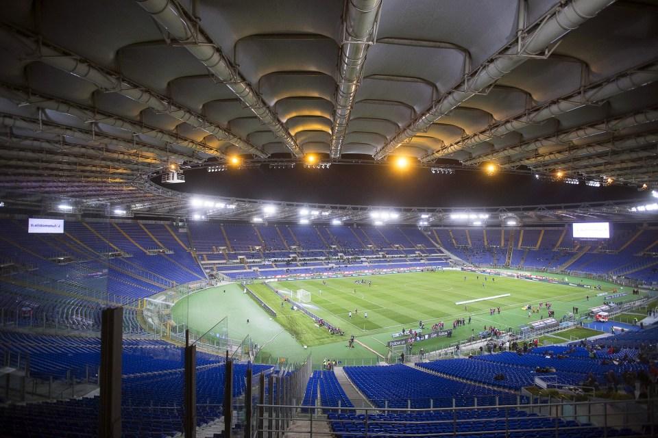 Rome has given Uefa the assurances it needs