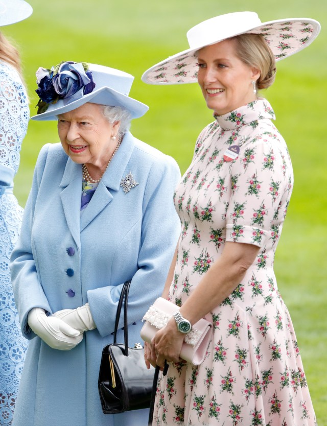 Sophie Wessex has become one of the Queen's closest companions, as seen after Philip's death