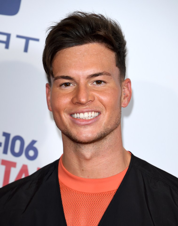 Joel Corry is up for multiple awards at the 2021 Brit Awards