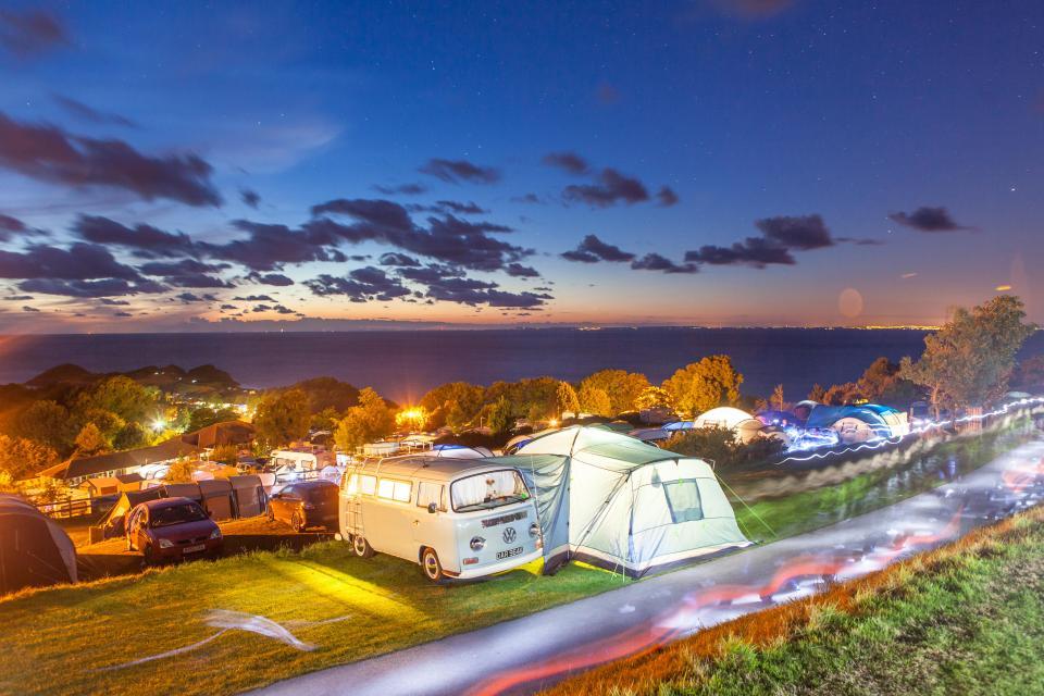 Britain's £40billion staycation summer boom has kicked off this week