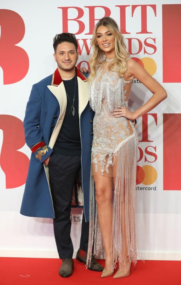 Melinda is dating pop maestro DJ Jonas Blue