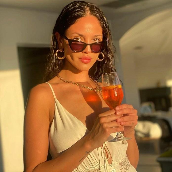 Eiza said she was honoured to represent Louis Vuitton