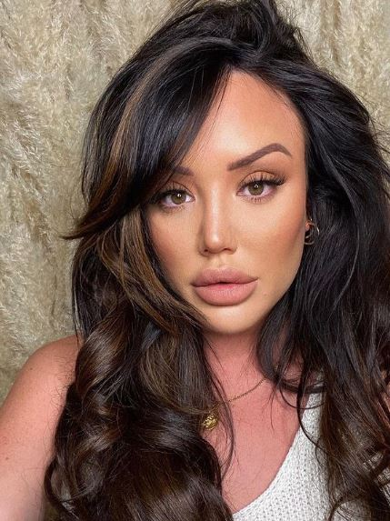 Charlotte Crosby has revealed her future living plans - which include a BIG move