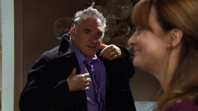 Bob confronts Wendy and demands to know where he stands