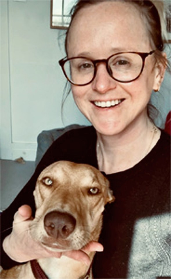 Vet Rachel Kirkby said: 'I'm pretty devastated. He went through such an ordeal. At least when he passed he would have been in caring hands and without fear'