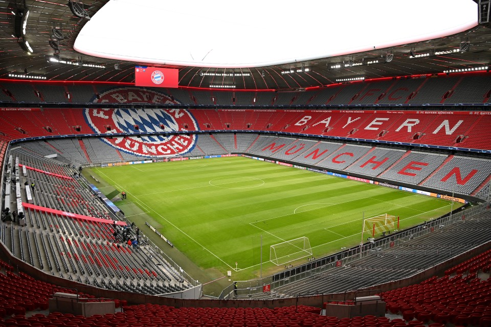 Munich was the last of the original host cities to agree to host the tournament