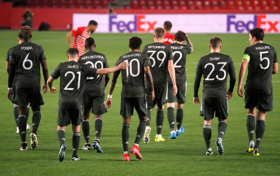 Rashford's early goal put Man Utd in charge of the quarter-final tie