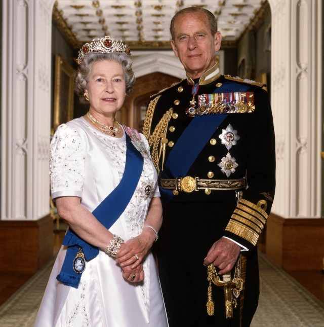 The Queen announced the death this morning