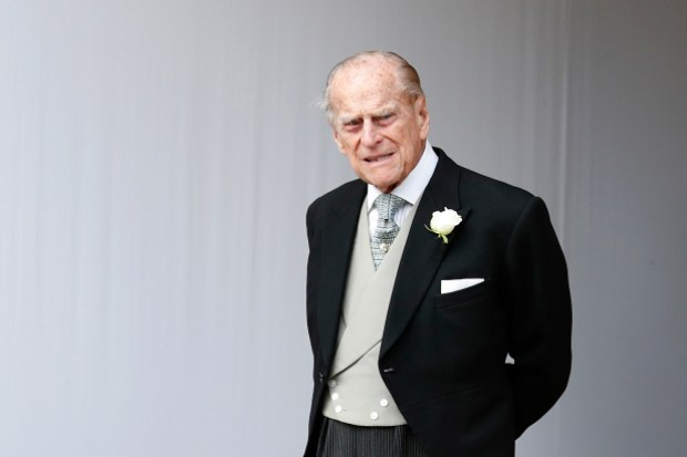 Prince Philip's funeral to be on TV next Saturday with Charles leading procession to St George's Chapel in Windsor