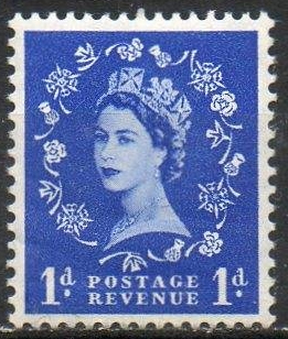 The Queen's image has appeared on more than 300billion postage stamps