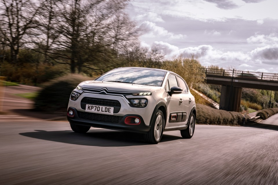 Citroen's latest C3 is a cheap and cheerful car