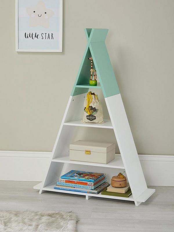 This kids tipi bookcase will set you back £79