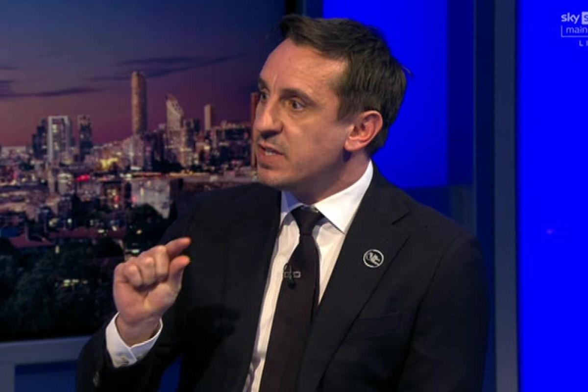 Neville wants Man City vs Tottenham EFL Cup final SCRAPPED ...