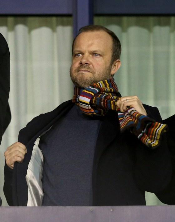 Woodward mengundurkan diri pada hari Selasa di tengah kekacauan Liga Super Eropa