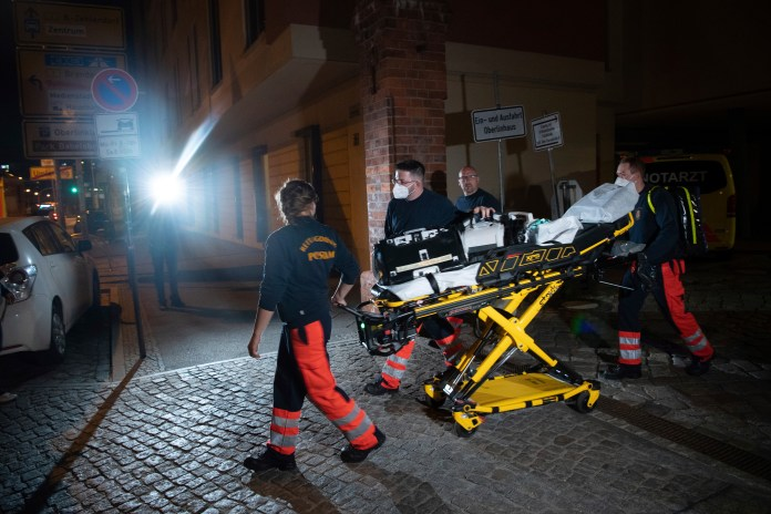 Four people were found dead at the clinic as 'the result of violence'