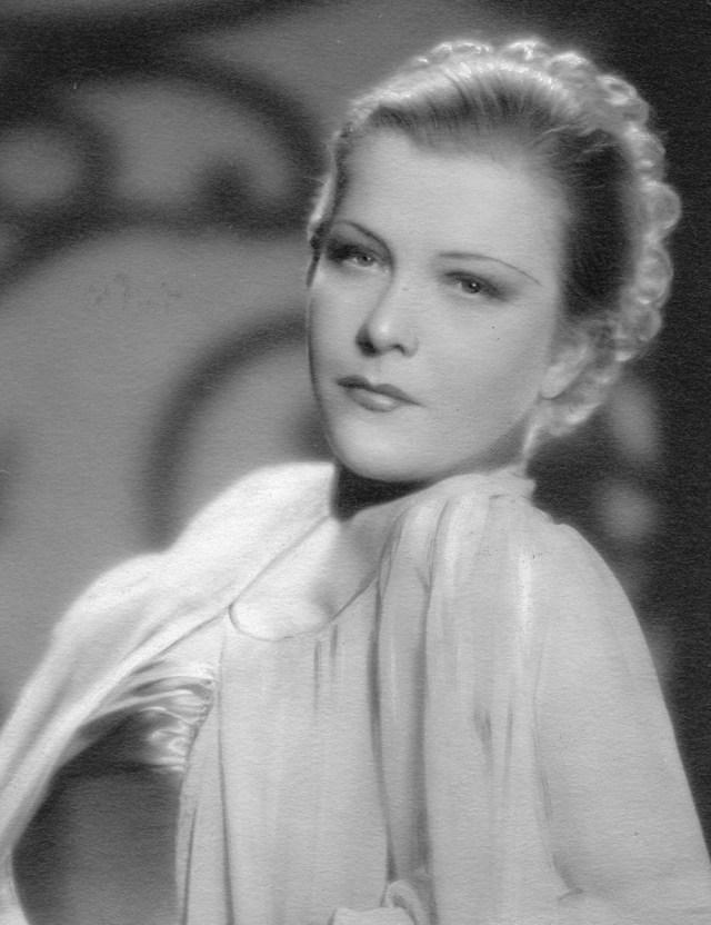 Actress Renata Mueller fell to her death