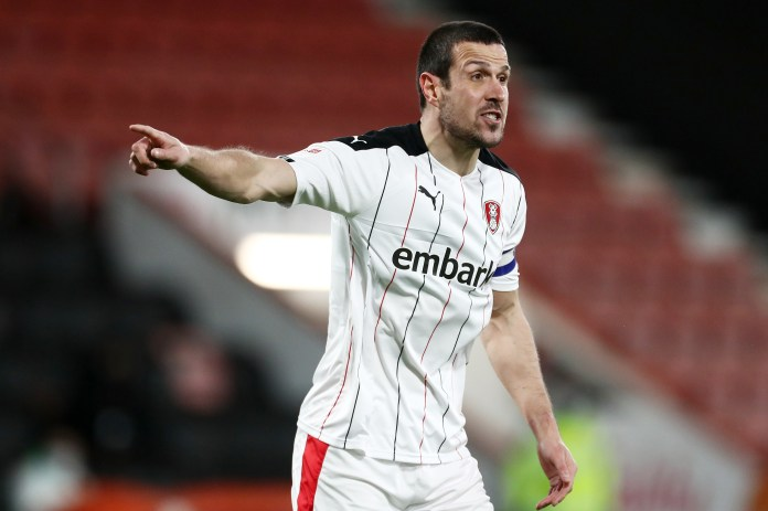 Richard Wood relishes the relegation battle that Rotherham currently find themselves in