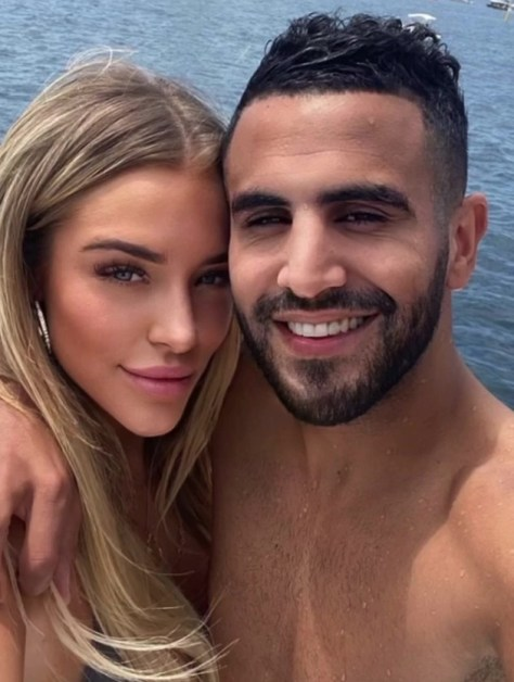 Taylor Ward and footballer Riyad Mahrez have splashed out on a £2million pad in Manchester