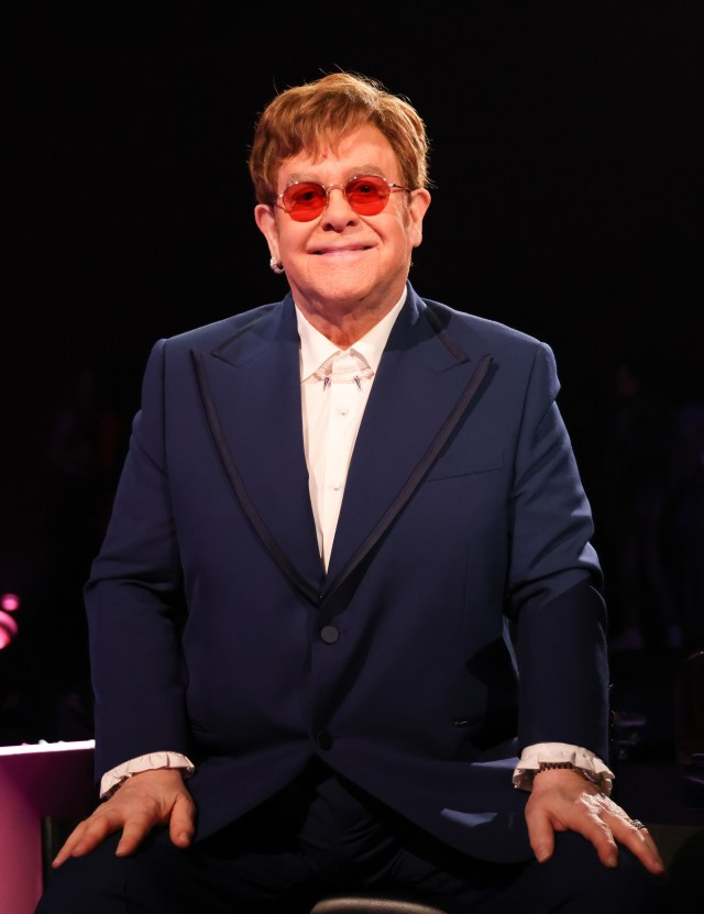Elton John said Dylan's Modern Times 'set the template for me to think about how I was going to make records in my sixties'