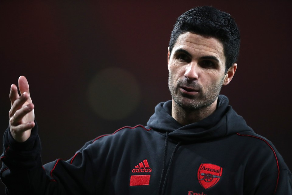 Manager Mikel Arteta has admitted his job is on the line, especially after their dire Europa League semi-final exit against Villarreal
