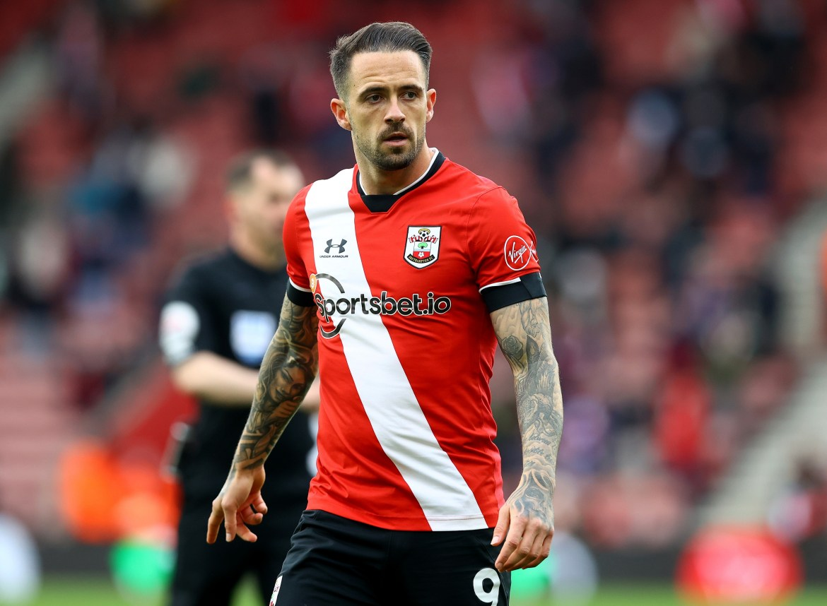 Man Utd line up shock transfer for Southampton striker Danny Ings with  Solskjaer looking to bolster attack