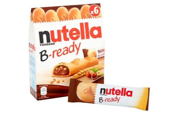 Morrisons is recalling these Nutella treats as the packaging is in Polish
