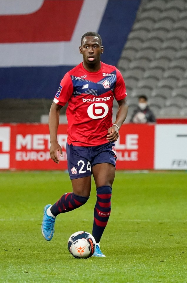 Boubakary Soumare is wanted by Leicester in a £35million deal