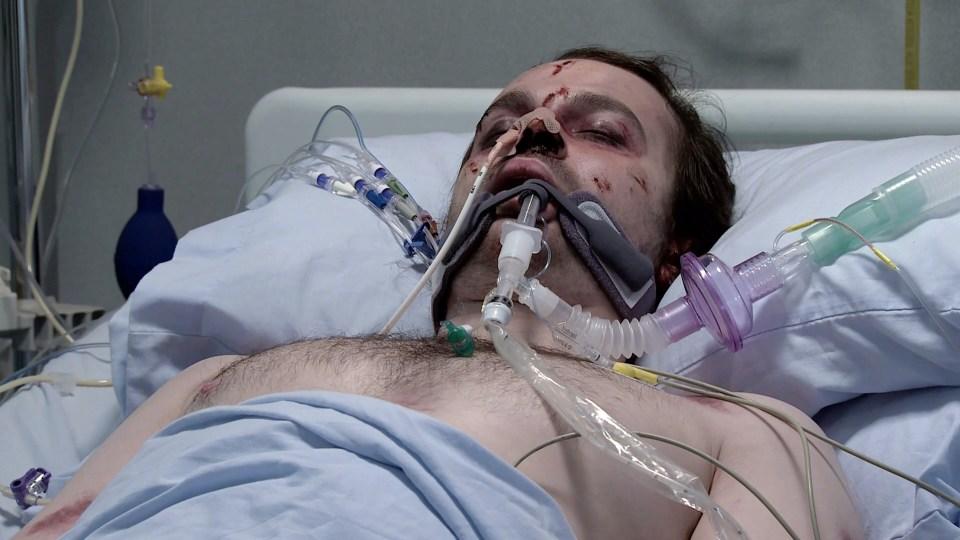 Seb died from his injuries last week making Corey a killer
