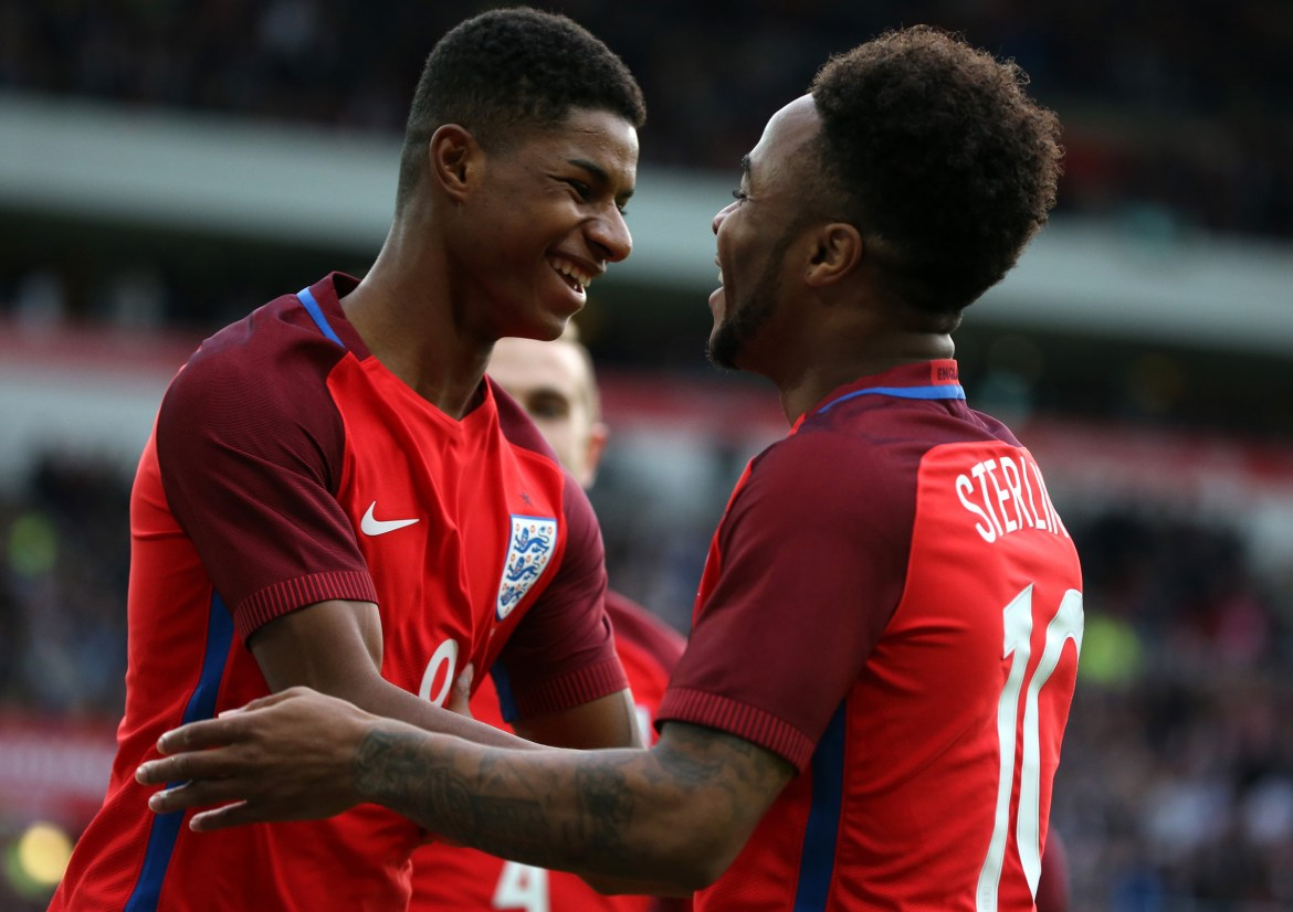 England boss Gareth Southgate warns Marcus Rashford and Raheem Sterling to find  some form or be DROPPED for Euro 2020