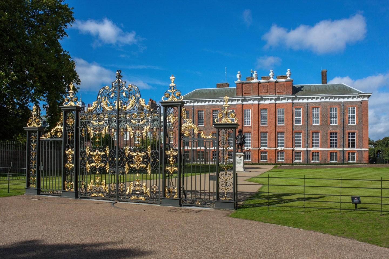 La princesse Michael a reçu un diagnostic de Covid November et a été forcée de s'auto-isoler chez elle à Kensington Palace, dans l'ouest de Londres