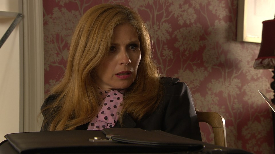 Samantha is best known for playing Bernice Blackstock in the ITV soap