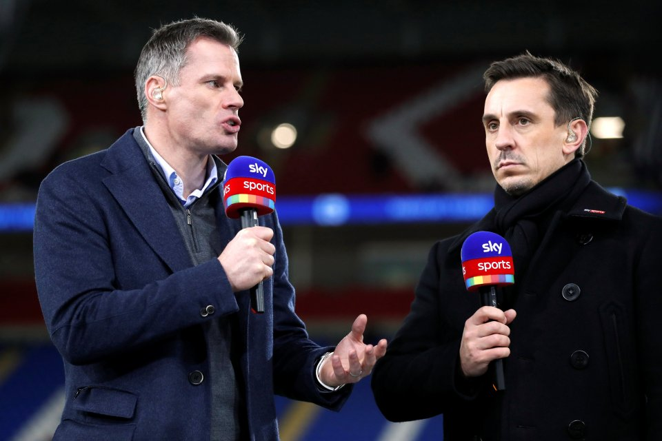 The Sky Sports pundits made their selections on Monday Night Football together