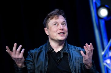 MUSK BE FATE Scientist predicted a man named 'Elon' would colonise Mars in book written 70 YEARS ago