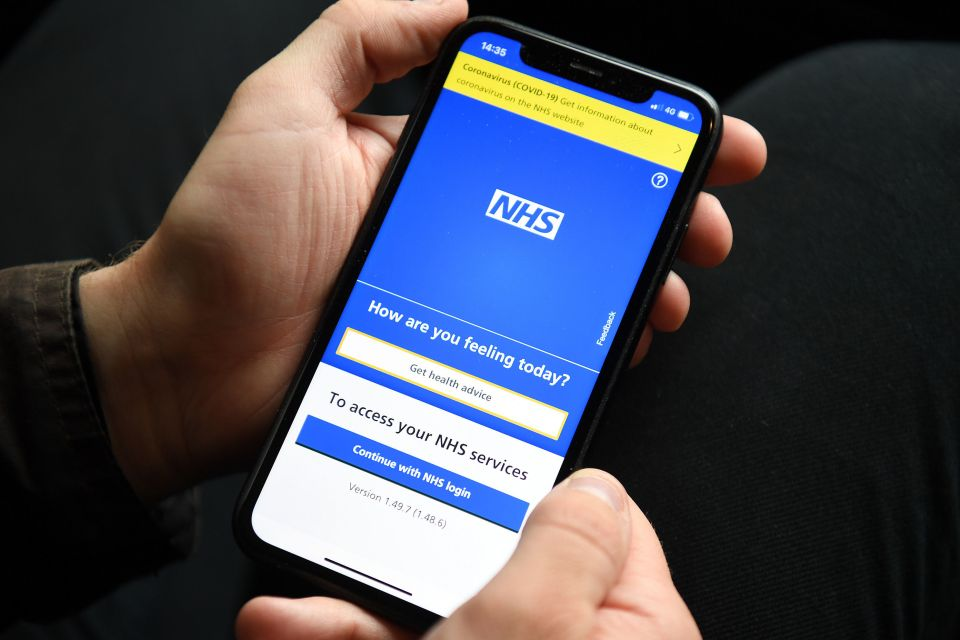 The NHS app can be used as a vaccine passport for foreign holidays from next week