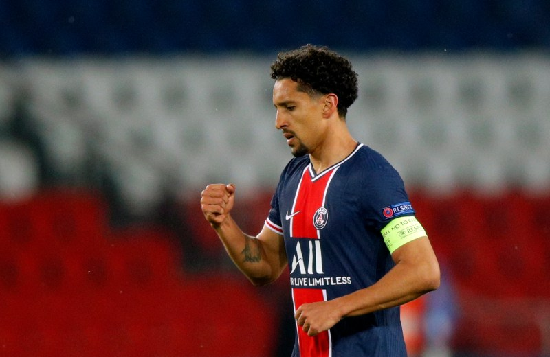 Marquinhos is a rock for PSG