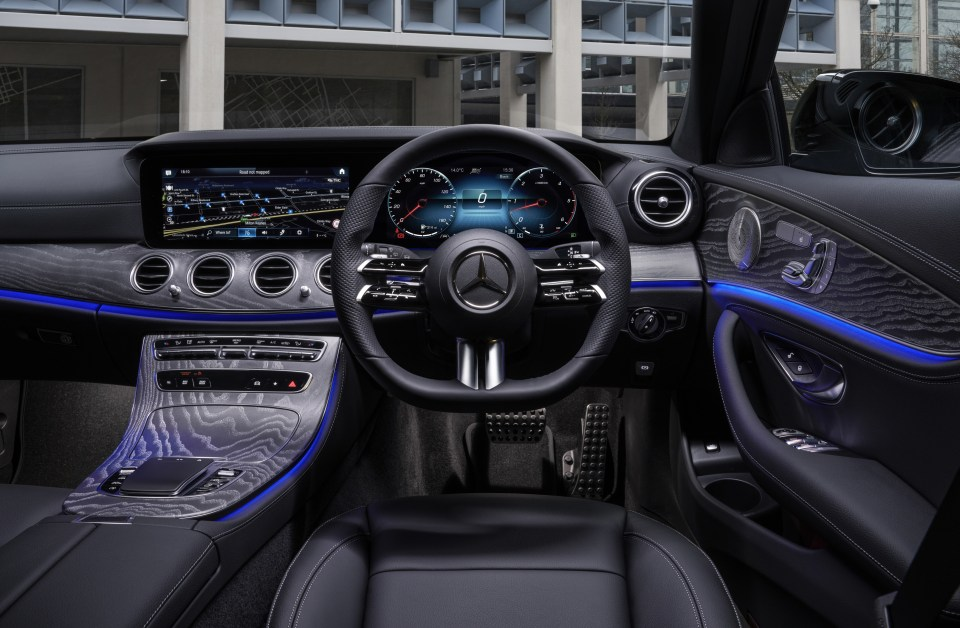 Inside, it's smart enough, well-equipped and colossally spacious