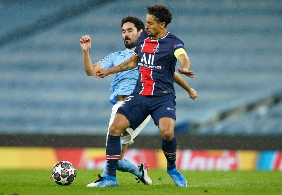Marquinhos would be Tuchel's perfect fit