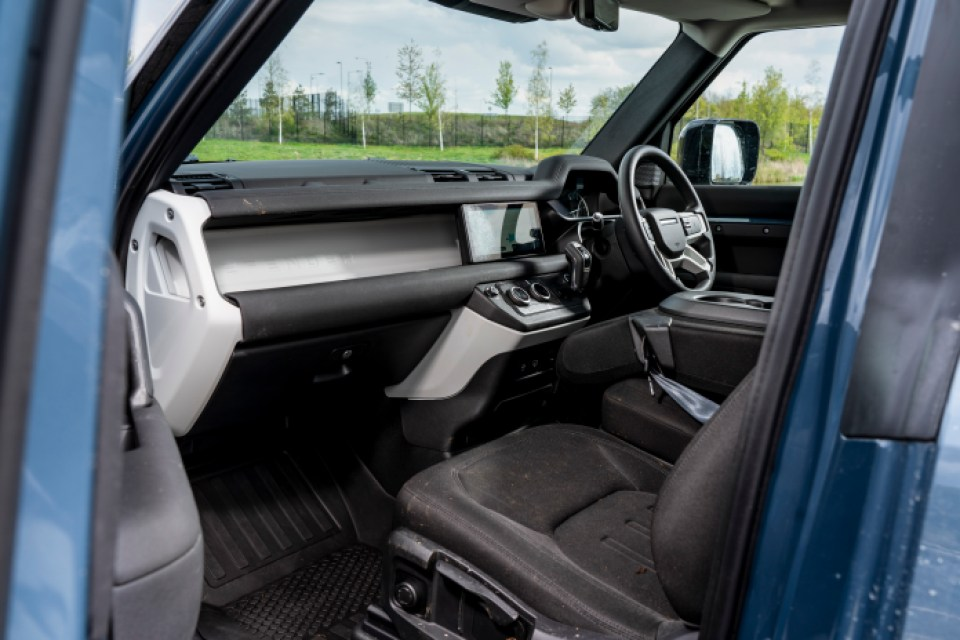 It has the speed, comfort and calm of a Range Rover, and you won't go wanting for a kit.