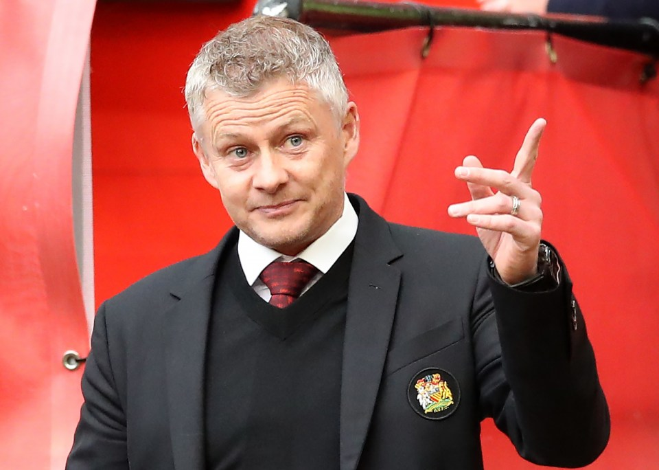 Ole Gunnar Solskjaer has called for calm ahead of further protests