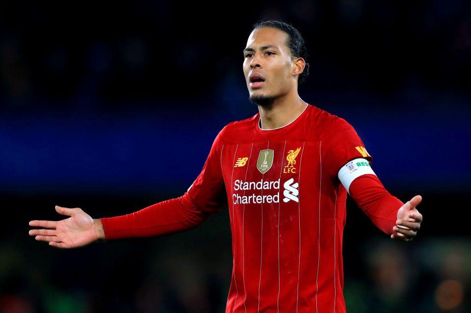 Virgil van Dijk will not play for Holland at thos summer's Euros