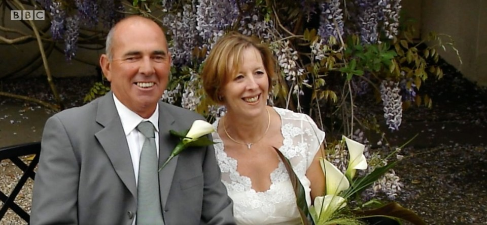The 70-year-old lost her husband Graham two years ago