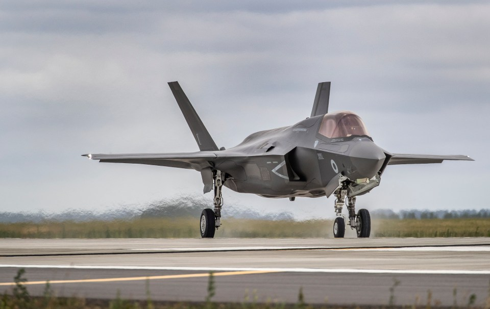 The Israeli Air Force operates different types of attack aircraft including the recently acquired fifth-generation F-35 Lightning-II